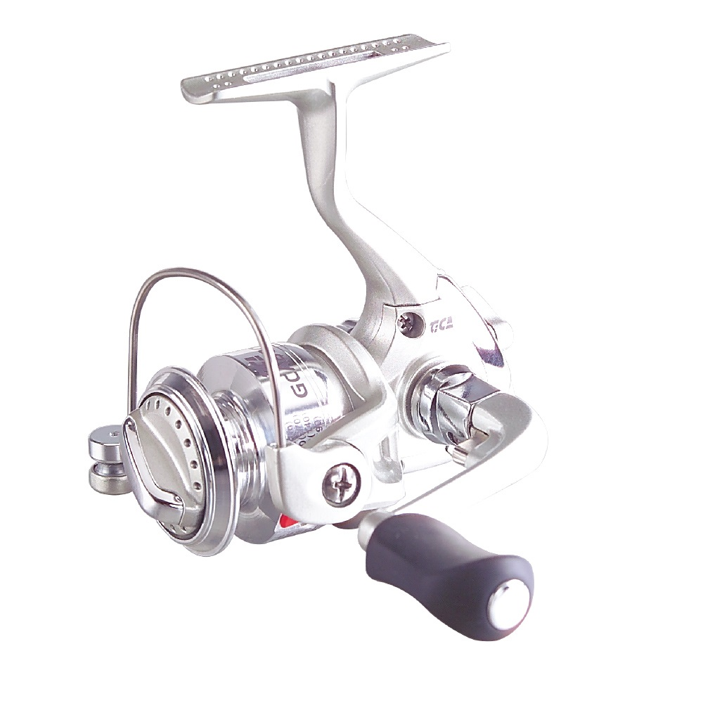 Tica gca800 ultra light spinning reel dick smith 39 s live for Ice fishing tip up parts